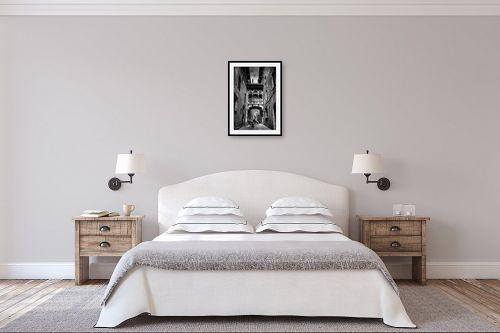תמונה לחדר שינה - ניקולאי טטרצ'וק - ברצלונה גוטית - מק''ט: 334981