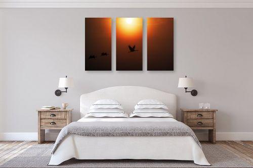 תמונה לחדר שינה - אבנר ירון - אגמון 8 - מק''ט: 335497