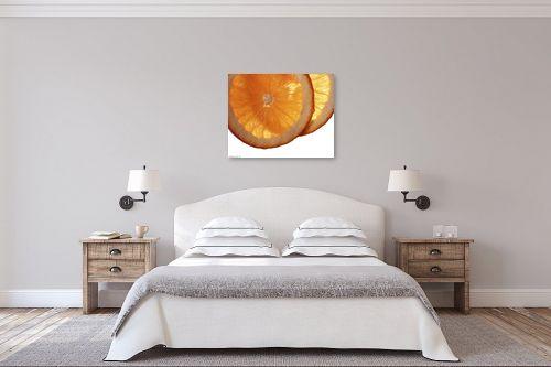 תמונה לחדר שינה - שרית סלימן - כתום בריא - מק''ט: 37643