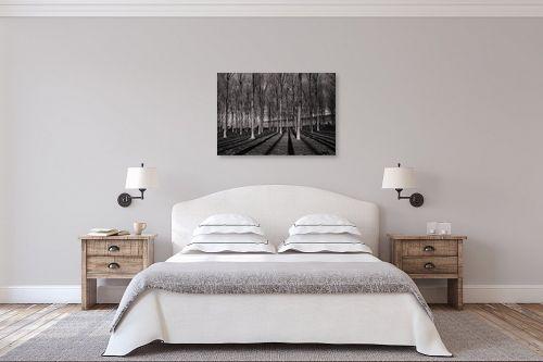 תמונה לחדר שינה - מיכל פרטיג - השקט שבלב - מק''ט: 54600
