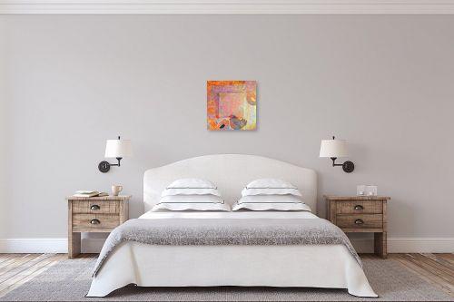 תמונה לחדר שינה - נעמי פוקס משעול - ציפורי אהבה - מק''ט: 57297