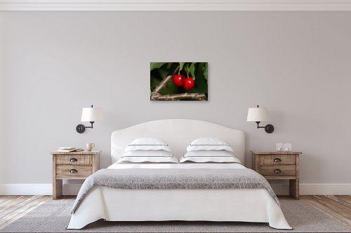 תמונה לחדר שינה - מיכל פרטיג - פרי גן עדן - מק''ט: 87432