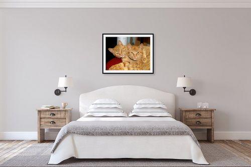 תמונה לחדר שינה - ארי בלטינשטר - סחבקים - מק''ט: 98555