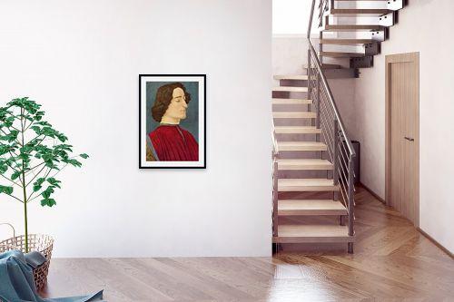 תמונה לבית - סנדרו בוטיצ'לי - Botticelli Sandro 038 - מק''ט: 115956