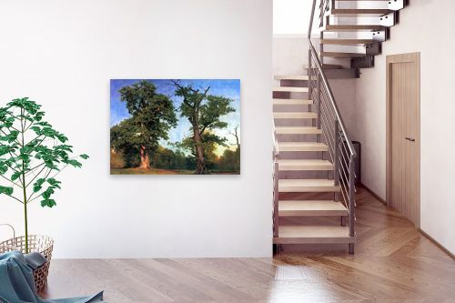 תמונה לבית - אלברט בירשטאדט - Albert Bierstadt 054 - מק''ט: 124658