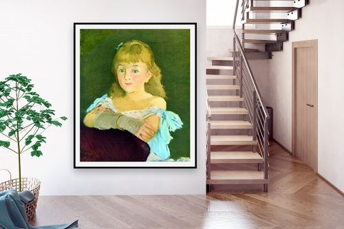 תמונה לבית - אדואר מנה - Édouard Manet 035 - מק''ט: 131679