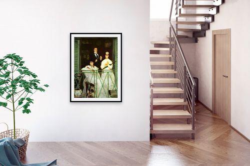 תמונה לבית - אדואר מנה - Édouard Manet 053 - מק''ט: 131699