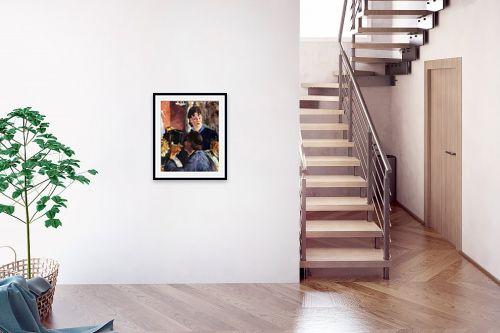 תמונה לבית - אדואר מנה - Édouard Manet 061 - מק''ט: 131709