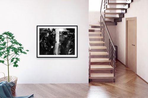 תמונה לבית - דוד לסלו סקלי - תל אביב 1937 - חבל לאוניה - מק''ט: 141866