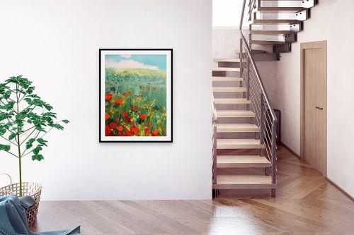 תמונה לבית - נטליה ברברניק - שדה בירוק - מק''ט: 155936