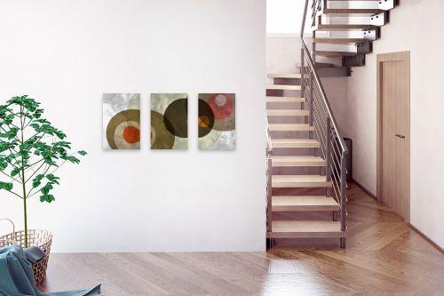 תמונה לבית - נעמי עיצובים - אבני צבע - מק''ט: 162022