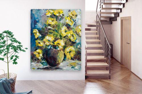 תמונה לבית - שולי חיימזון - פרחים - מק''ט: 174947