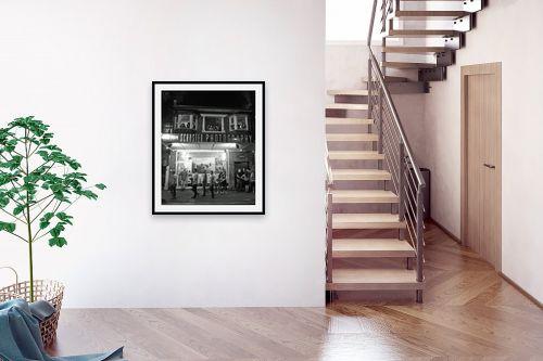 תמונה לבית - אסי סיני - תמונות קצרות - מק''ט: 183079