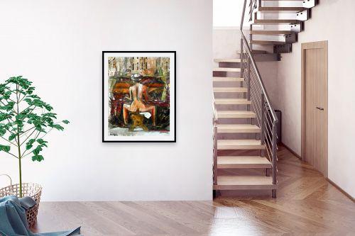 תמונה לבית - בן רוטמן - רפסודיה לגב חשוף - מק''ט: 218871
