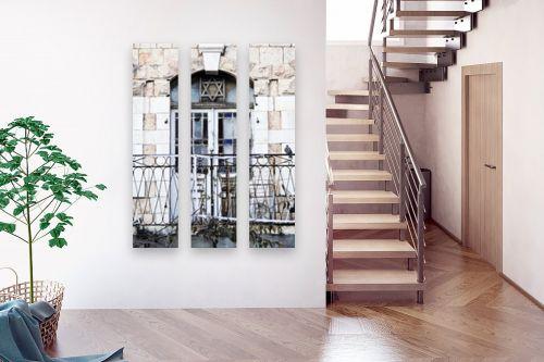 תמונה לבית - ויויאן נתן - דלת ירושלמית - מק''ט: 226674