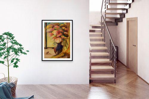 תמונה לבית - שרה וולקוב - אגרטל פרחים - מק''ט: 236285