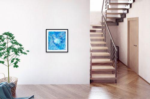 תמונה לבית - אירית שרמן-קיש - כתם של צבע - מק''ט: 260379