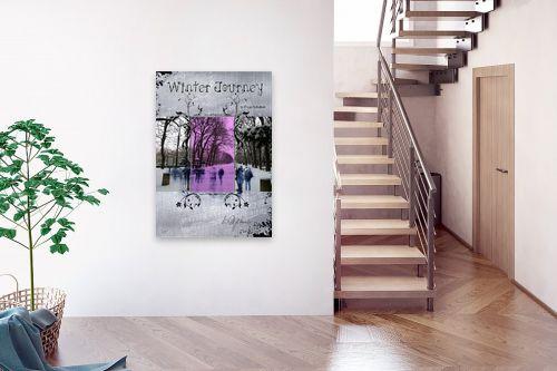 תמונה לבית - רוזה לשצ'ינסקי - Winter Journey - מק''ט: 279299