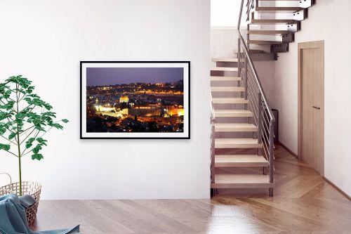 תמונה לבית - מתן הירש - העיר העתיקה בין הערביים - מק''ט: 281992