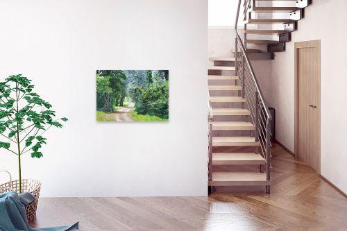 תמונה לבית - נריה ספיר - שביל ביער - מק''ט: 284491
