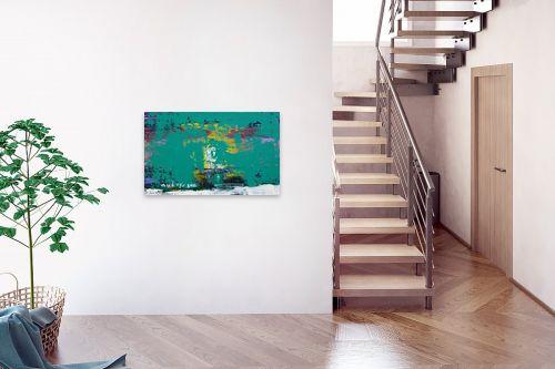 תמונה לבית - ורד אופיר - השתקפות - מק''ט: 286982