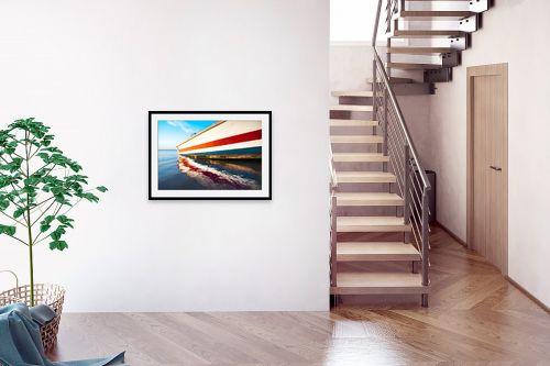 תמונה לבית - שי וייס - סירת דייגים - מק''ט: 294540