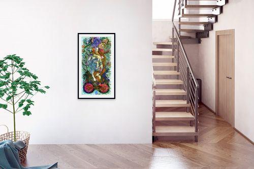 תמונה לבית - בן רוטמן - פארפרזה לוונוס של בוטיצלי - מק''ט: 295294