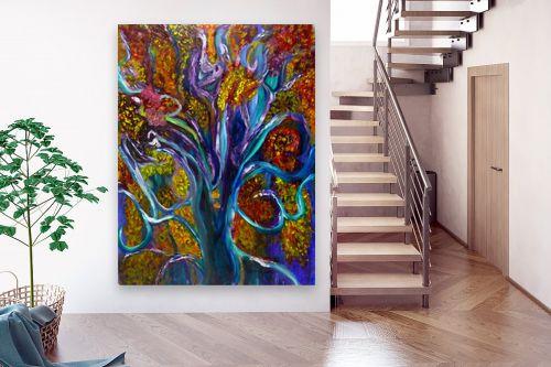 תמונה לבית - אסתר חן-ברזילי - עץ הדעת - מק''ט: 306211