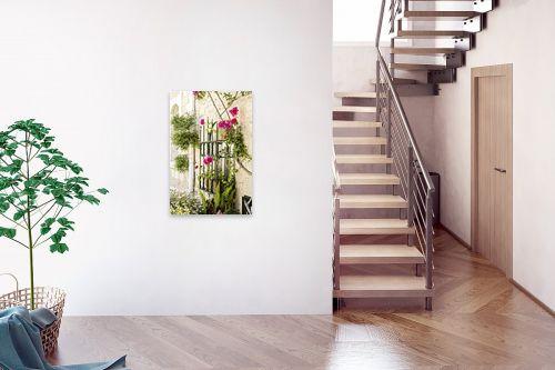 תמונה לבית - ויויאן נתן - ורדים בחלון - מק''ט: 309893