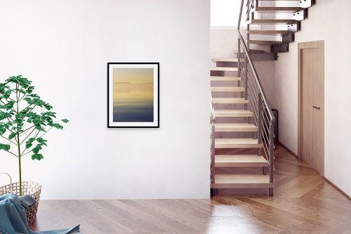 תמונה לבית - איה אפשטיין - מעגל במים וציפורים - מק''ט: 313241