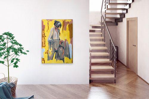 תמונה לבית - MMB Art Studio - China Girl  - מק''ט: 315777