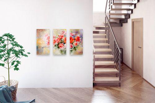 תמונה לבית - מריאנה קיידלוב - זר ורדים - מק''ט: 319181