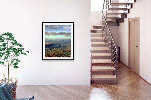 תמונה לבית - משה יפה - שדות תיאלנד - מק''ט: 324230