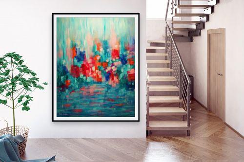 תמונה לבית - אורית גפני - בין מים לשמיים - מק''ט: 324490