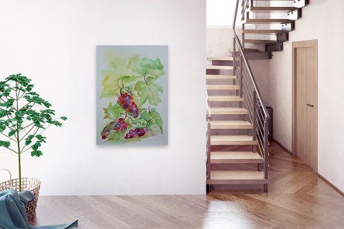 תמונה לבית - רינה יניב - ענבים 2 - מק''ט: 327842