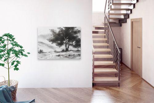 תמונה לבית - נטליה ברברניק - עץ - מק''ט: 330485