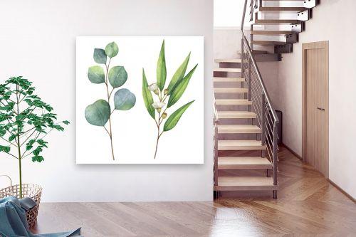 תמונה לבית - Artpicked - ענפים בוטניים - מק''ט: 331023