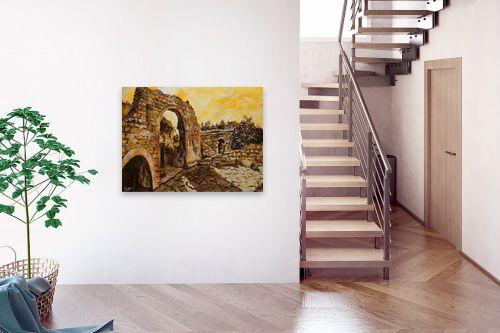 תמונה לבית - שמואל מושניק - קבר ישי ורות בחברון - מק''ט: 331808