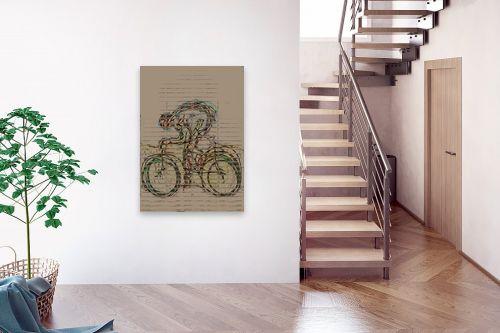 תמונה לבית - גורדון - גלגלים - מק''ט: 332338