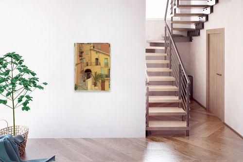 תמונה לבית - אורי ברוך - חזית ציורית - מק''ט: 332910