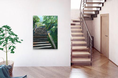 תמונה לבית - MMB Art Studio - Staircase to heaven  - מק''ט: 333182