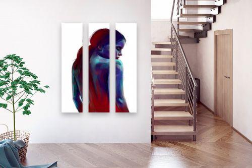 תמונה לבית - Artpicked - נינה - מק''ט: 333624