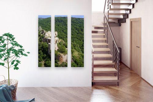 תמונה לבית - ארי בלטינשטר - מונפורט בגליל - מק''ט: 52271