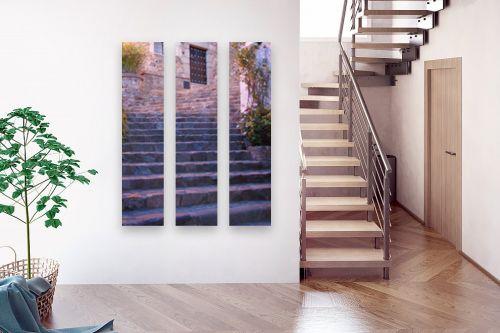 תמונה לבית - אריק בלקינד - מדרגות - מק''ט: 79648