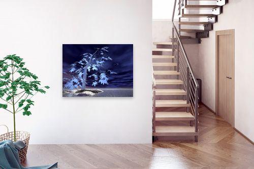 תמונה לבית - רעיה גרינברג - כחול - מק''ט: 85312