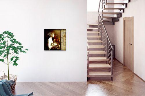 תמונה לבית - בתיה שגיא - Vintage Obsession No2 - מק''ט: 90855