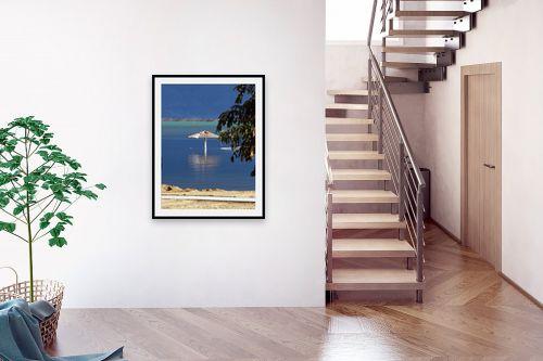 תמונה לבית - ארי בלטינשטר - שמשייה במים - מק''ט: 99871