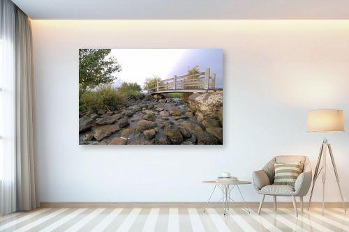 תמונה לבית - קובי פרידמן - גשר קטן - מק''ט: 107350