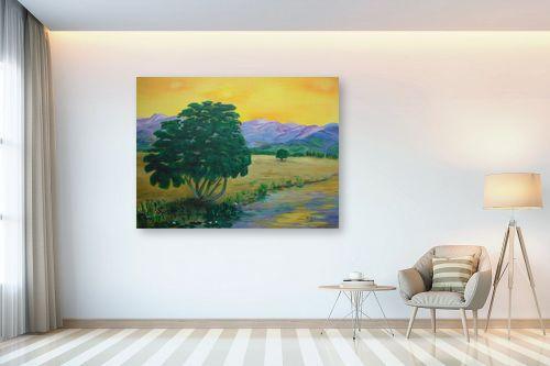 תמונה לבית - אסתר חן-ברזילי - עמק הירדן - מק''ט: 107562