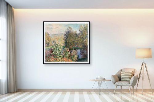 תמונה לבית - קלוד מונה - Claude Monet 102 - מק''ט: 115863